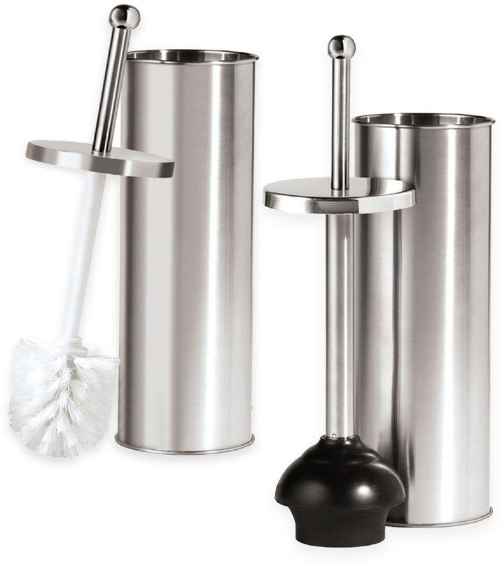 OggiTM Stainless Steel Toilet Accessories
