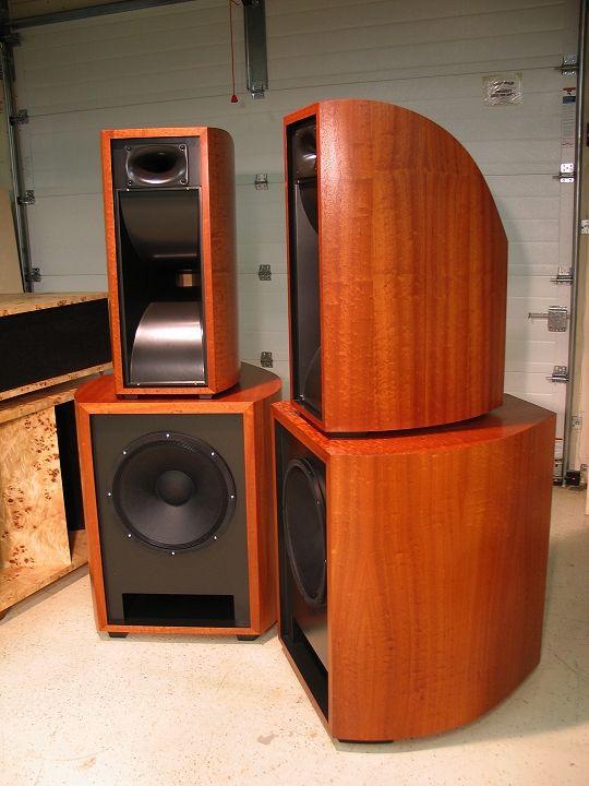Products - Volti Audio - Hi-Efficiency Horn Speakers,...