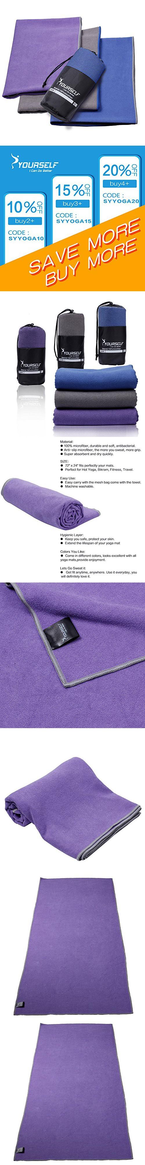 Syourself yoga towel