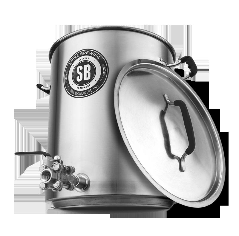 10 Gallon Brew Kettle 1 Coupler Brewing Equipment Beer Brewing Equipment Home Brewing Beer
