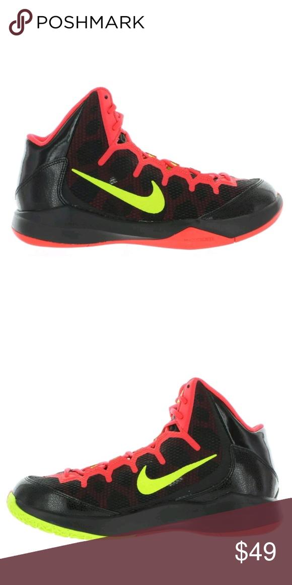 3a8fa03f1648 Men s 11 Nike Zoom Basketball Shoes Neon Black Men s size 11 Nike Zoom