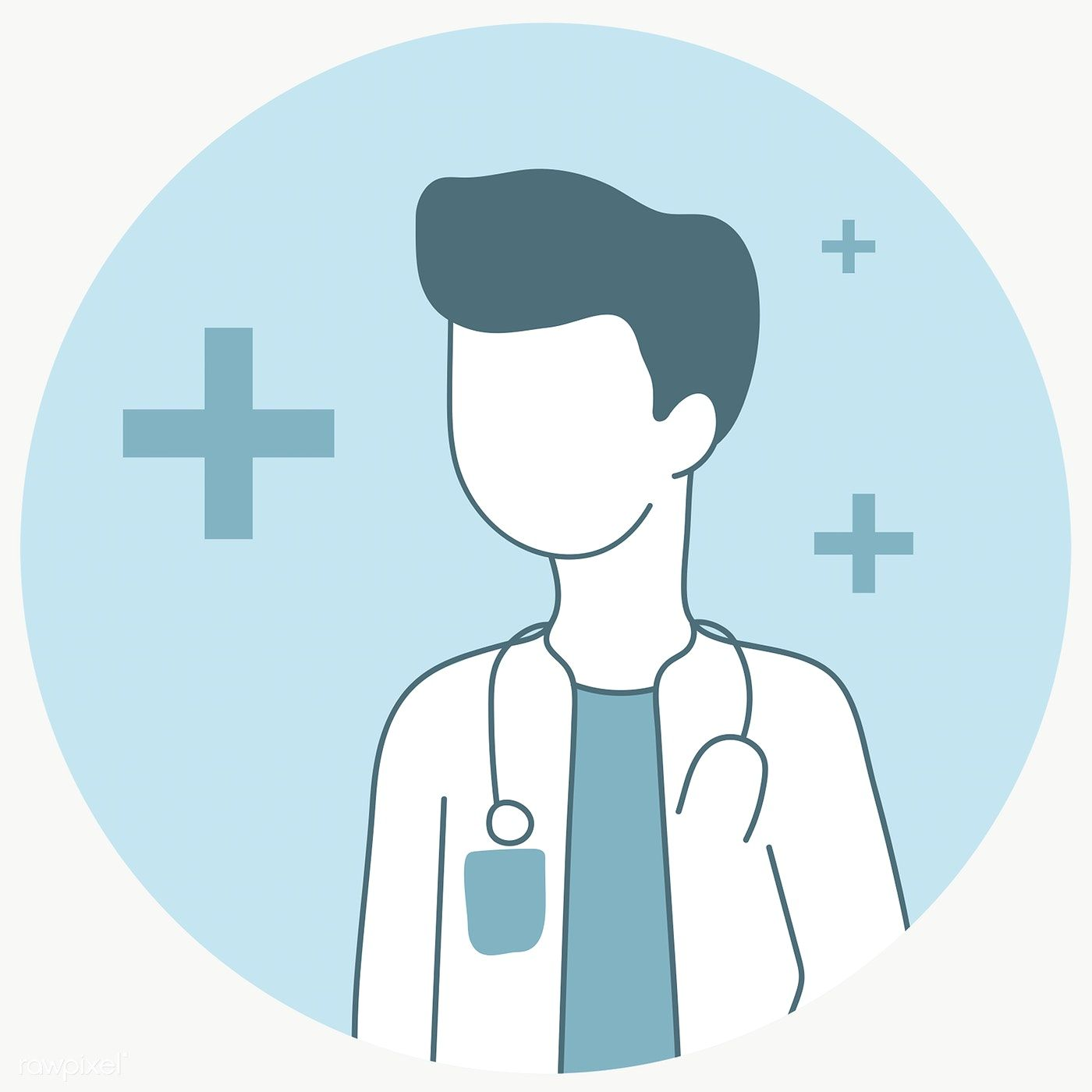 Doctor Medical Healthcare Pfrofessional Character Transparent Png Free Image By Rawpixel Com Techi Hospital Icon Medical Icon Png