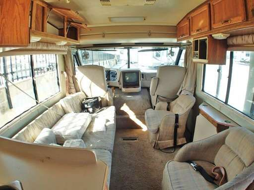 Check out this 1989 Holiday Rambler Alumalite 31 listing in