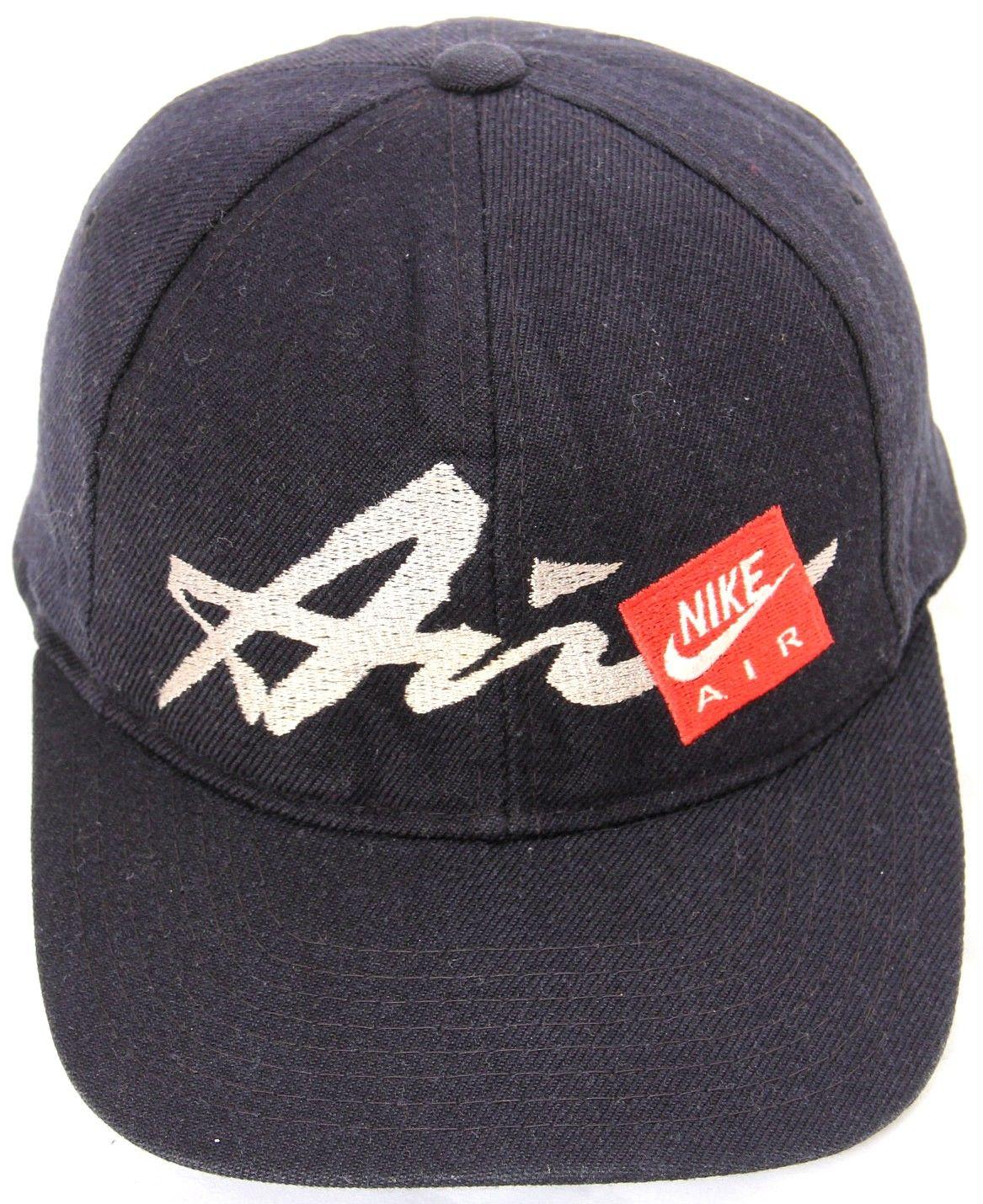 f1eee2e7 Vintage NIKE AIR Snapback Cap | snapback | Vintage nike, Snapback ...