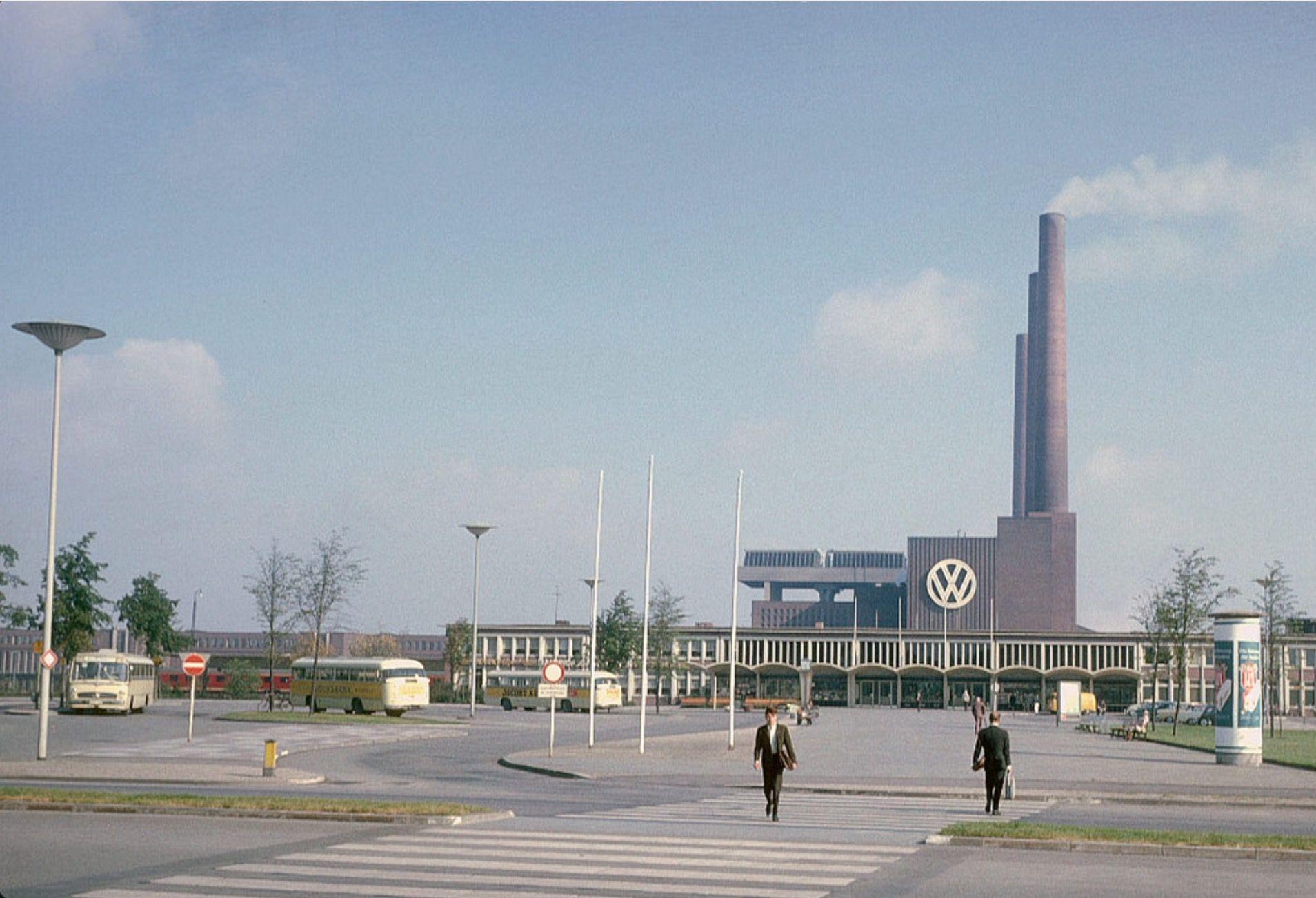 Wolfsburg 1963