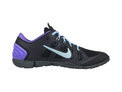 nike free bionic womens training shoe black