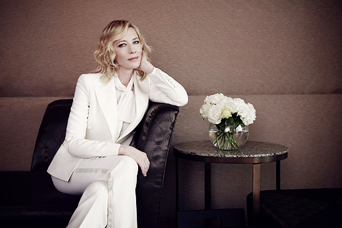 Easy Living - queencate:   Cate Blanchett for Vogue Japan, 2016