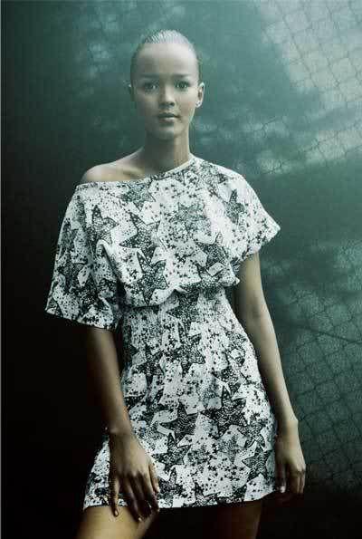 Hawa Ahmed Model