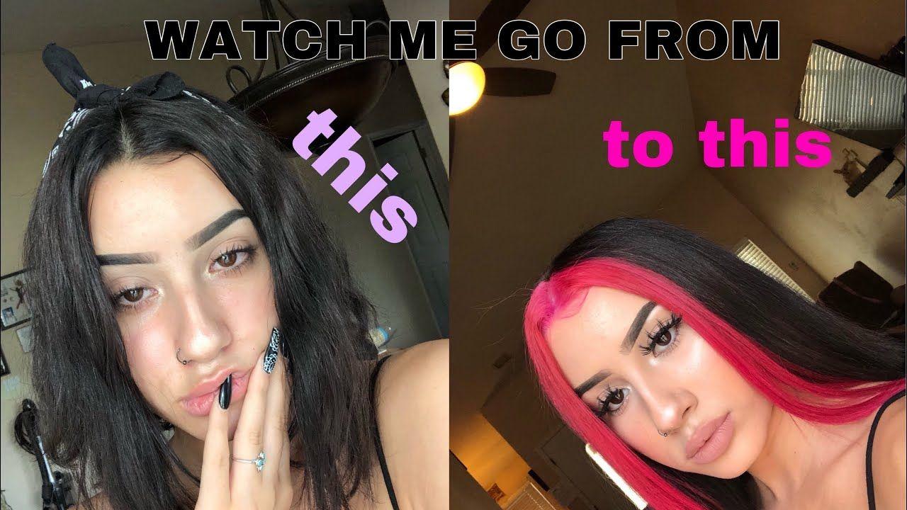 Hair Dyeing My Hair Like An Egirl High Af In 2020 Dye My Hair My Hair Hair