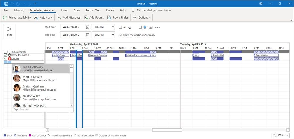 . Microsoft Makes Sweeping Calendar Changes on Outlook for