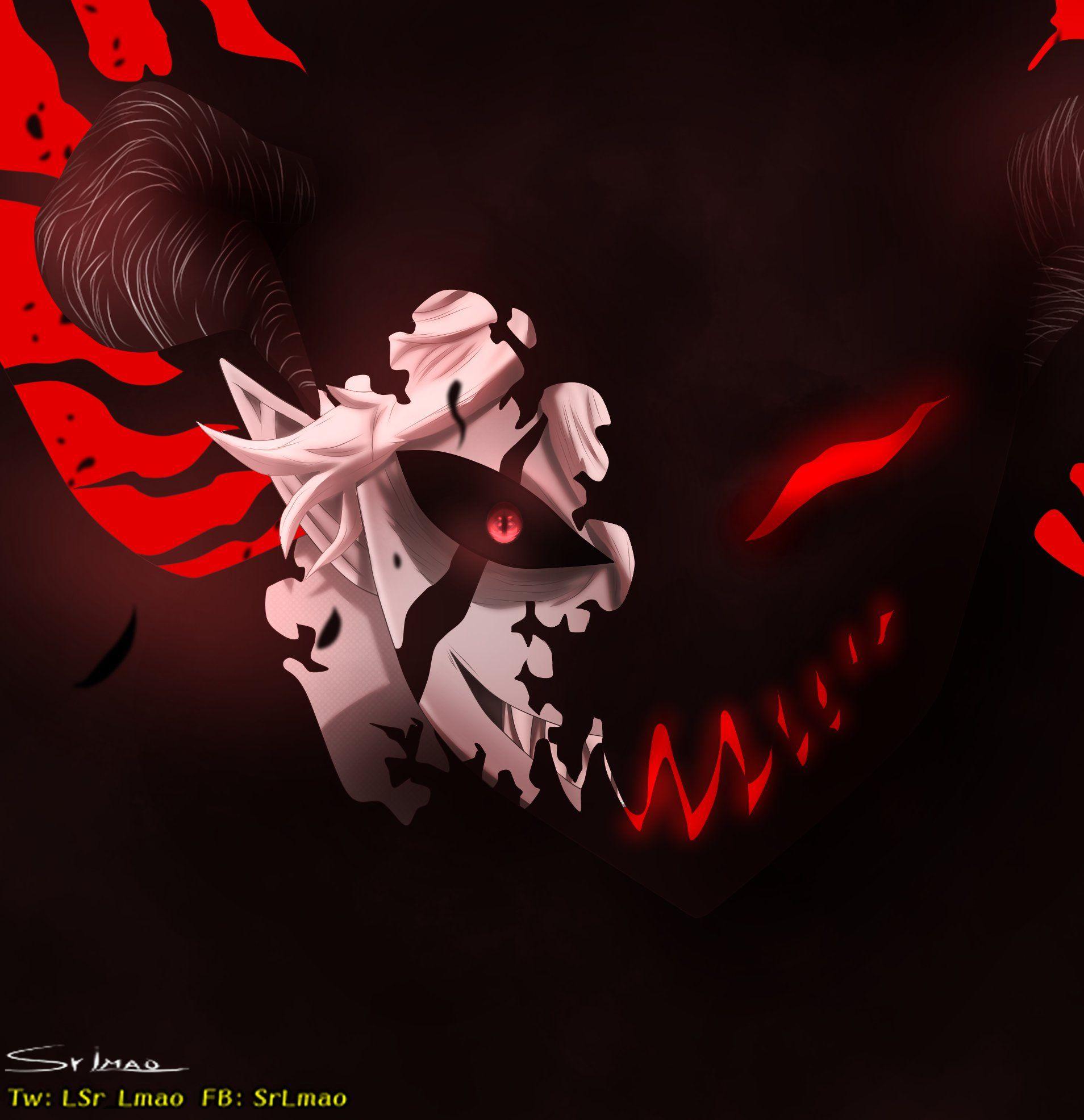 Pin By Kurikata On Black Clover Black Clover Anime Dark Anime Dark Fantasy Art