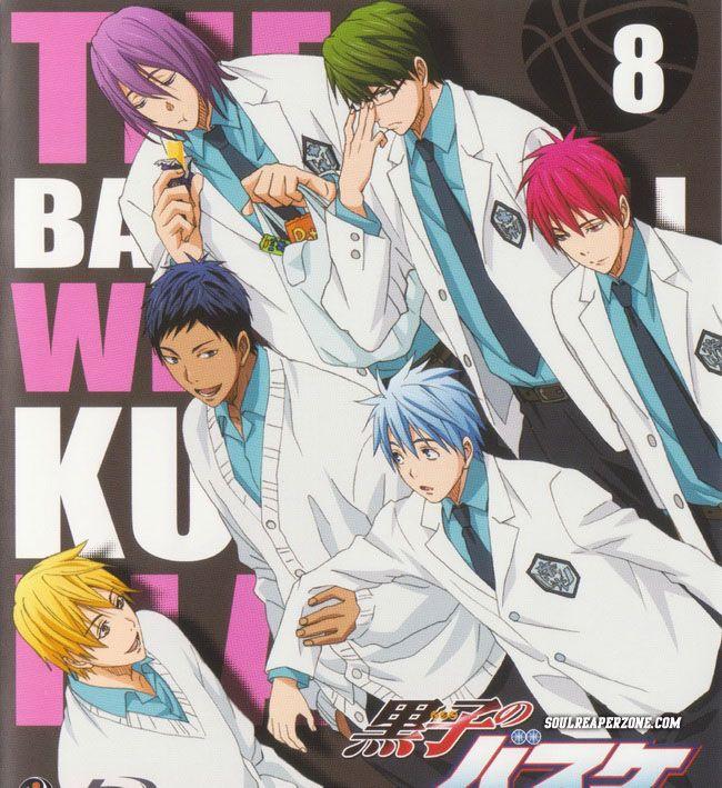 Kuroko no Basket Tip Off Bluray [BD] Kuroko no basket