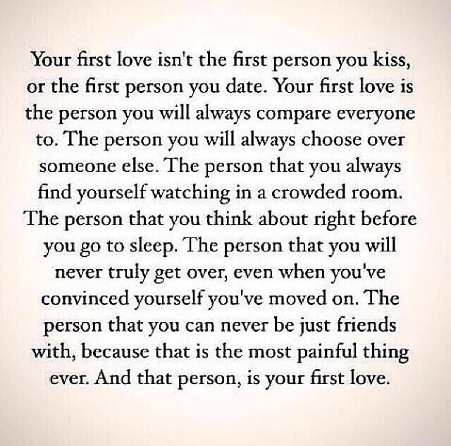 You Friends Can Love Your Be With First