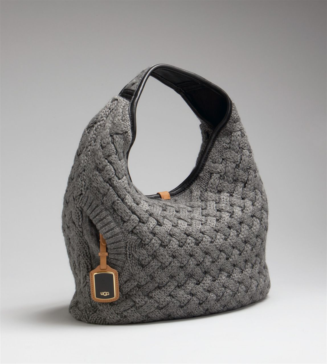 knitted purse-so cool that someone can make that! | bolsos trapillo ...