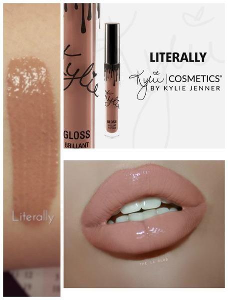 Kylie Jenner Literally Lip Gloss
