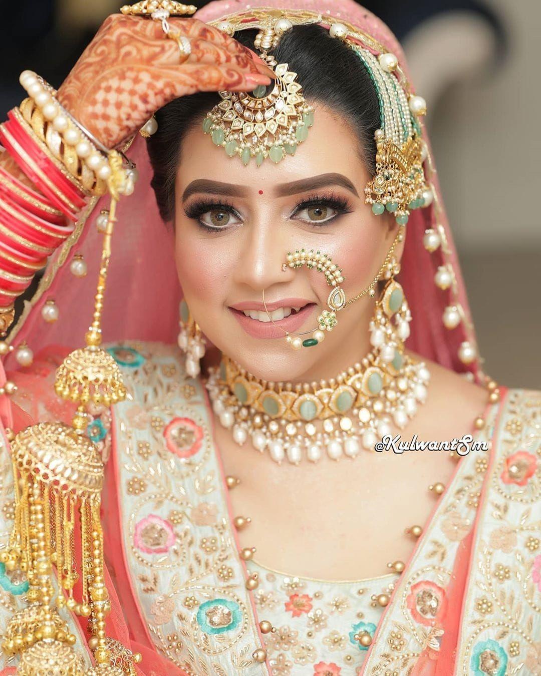 Indian Wedding Makeup Artists Indian Wedding Makeup Bridal Makeup Bridal Makeup Artist