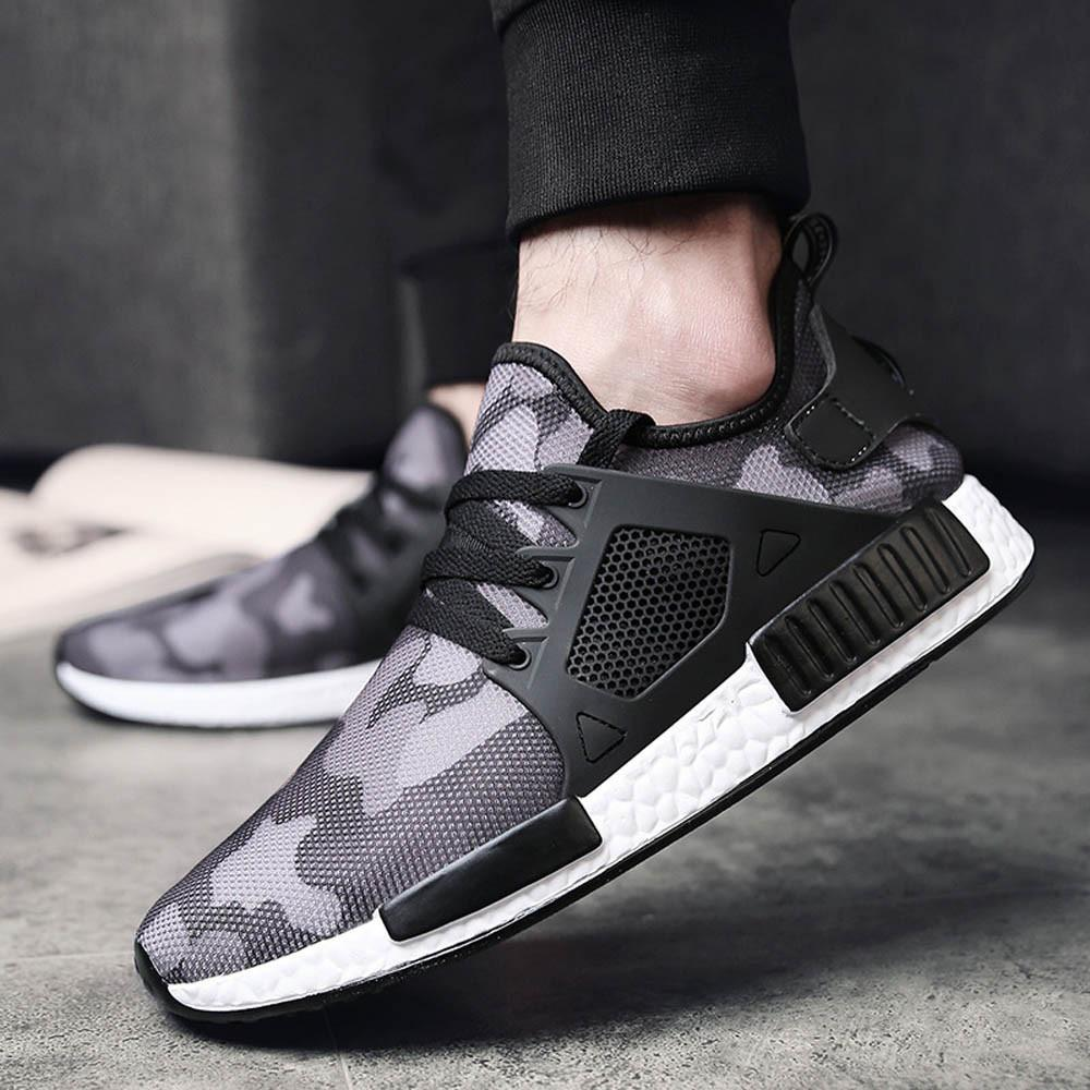 Men's Athletic Fashion Casual Sneakers