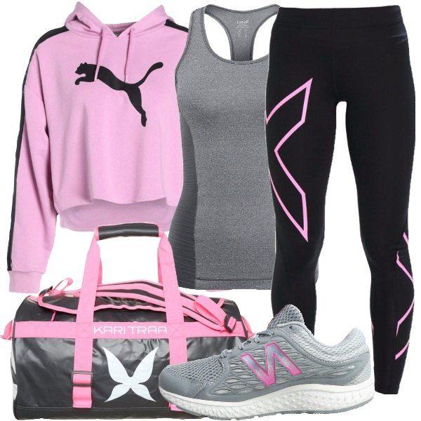 felpa nike donna fitness