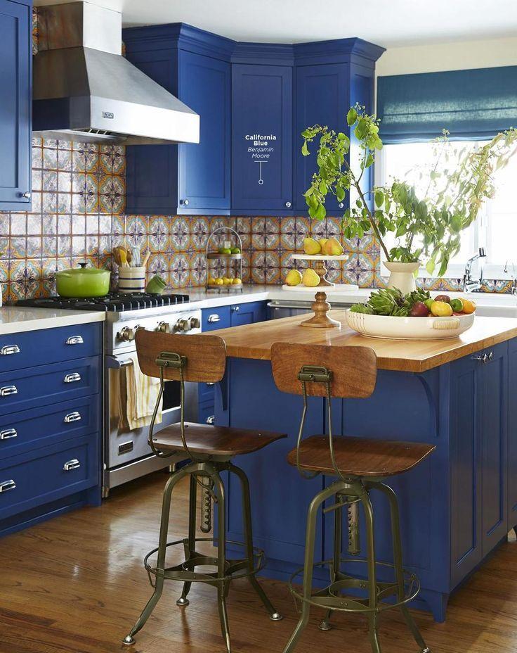 sapphire kitchen cabinets kitchen cabinet interior blue kitchen cabinets blue kitchen paint on kitchen cabinets blue id=75357
