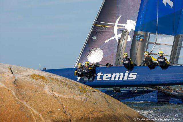Catamaran Racing, News & Design