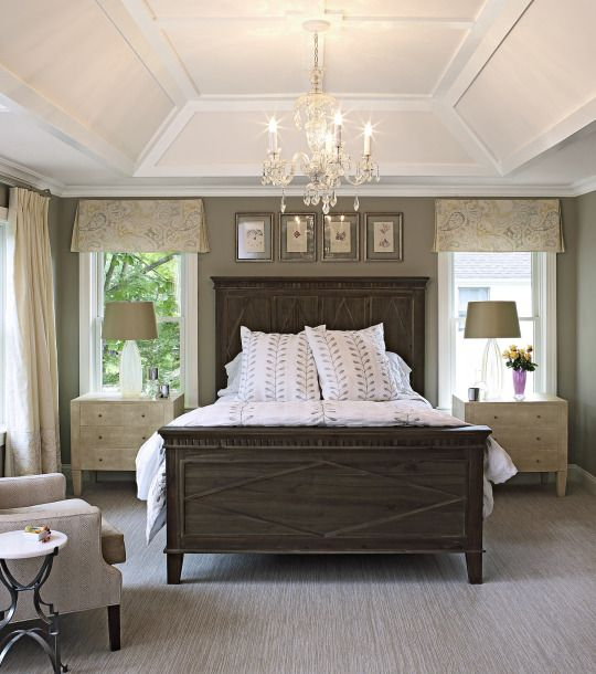 This Old House Cozy Master Bedroom Remodel Bedroom Tray Ceiling Bedroom