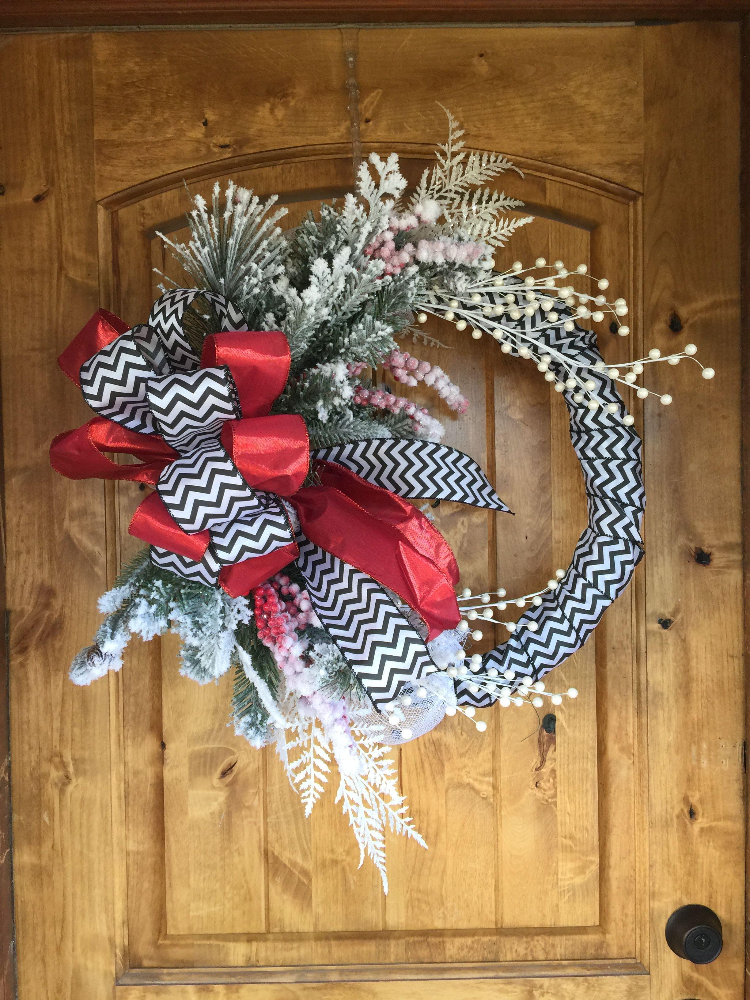 Wreaths Christmas Ideas Pinterest