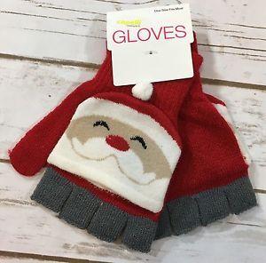 Childrens Christmas gloves