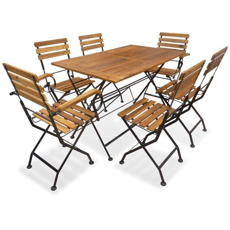 Salon De Jardin In 2020 Terrasse Sitzgruppe Essplatz Im Freien Garten Essgruppe