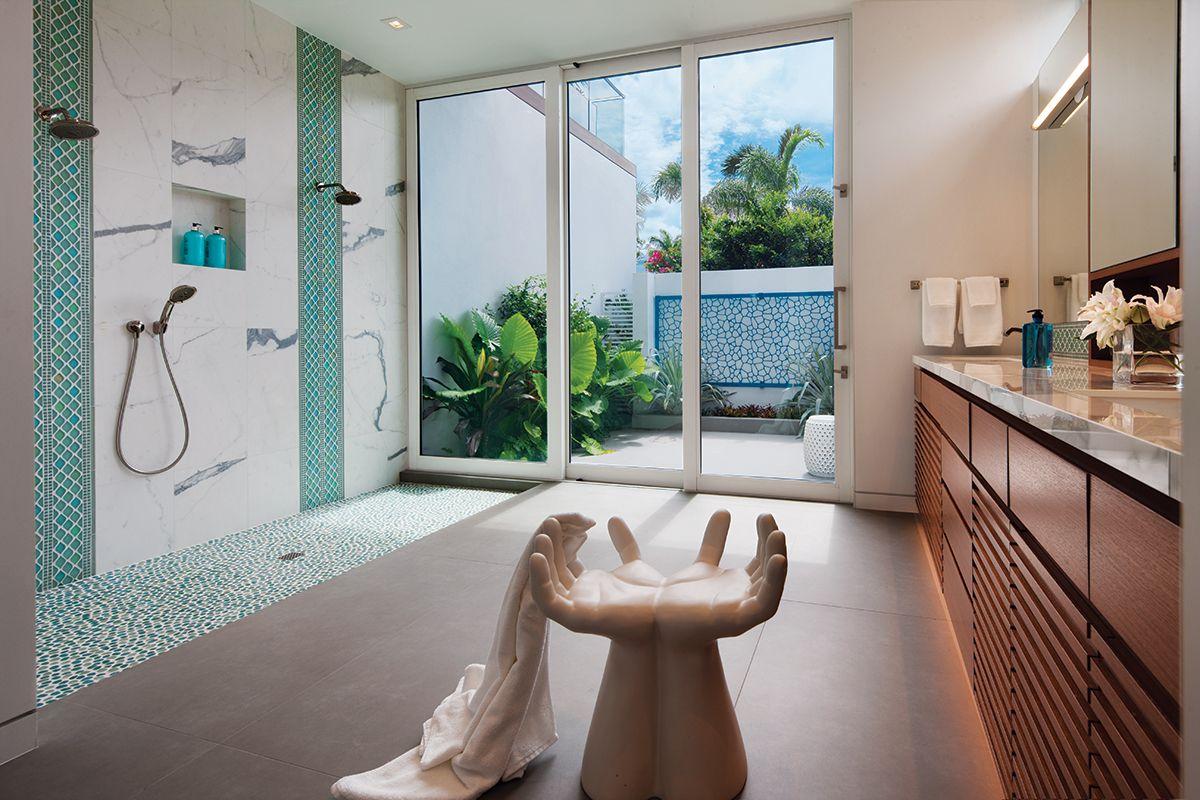 On The Riverfront | Baths | Florida Design Magazine ...