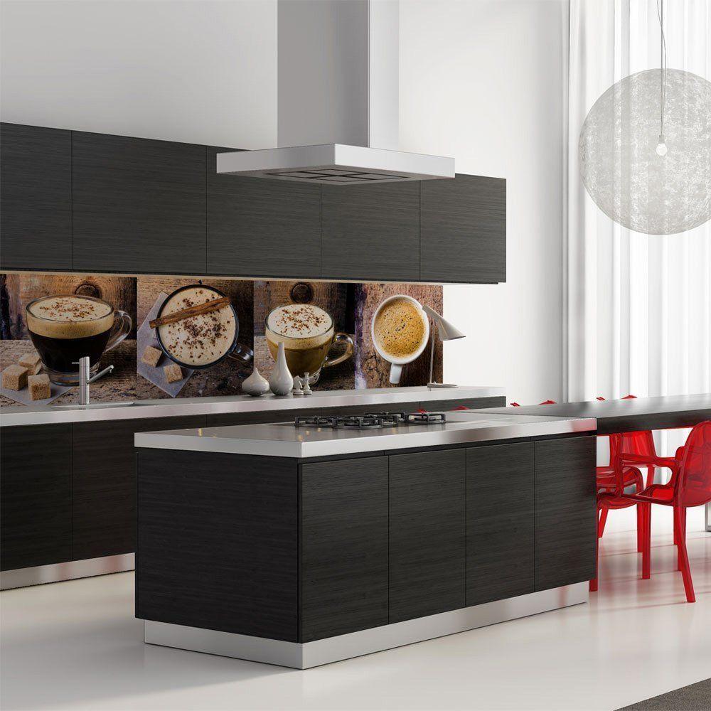 Wand Bilder Panels XXL 200x50 cm & Top Deko Tapete & Panorama + ...