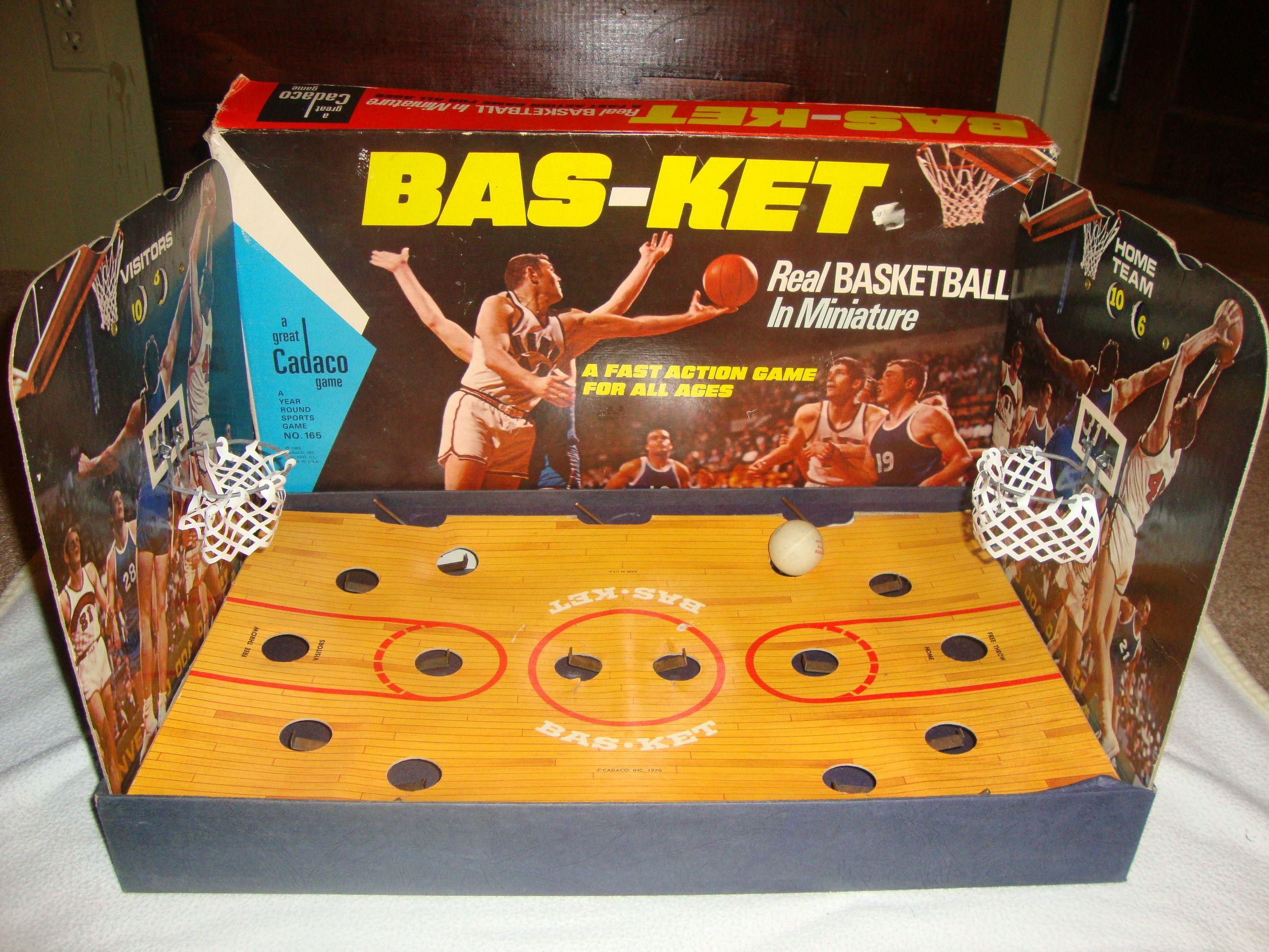 Vintage Basketball Games 96