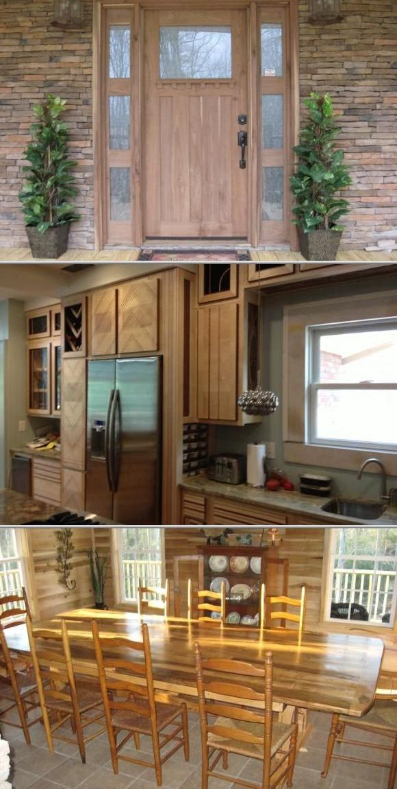 Erik Davin Is An Award Winning Carpenter Who Offers Professional Woodworking Services He Builds Custom House Cabinets Fur Custom Homes Cabinet Makers Cabinet