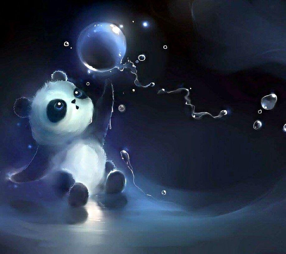 Cute Panda Art Panda Art Panda Wallpapers Cute Cartoon Wallpapers