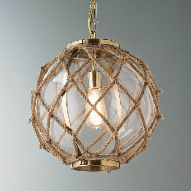 Nautical Handcrafted Decor And Ship Models Themed Lighting