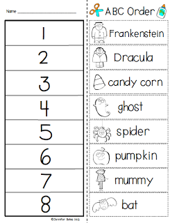 free halloween abc the abc of good handwriting practice visit. Black Bedroom Furniture Sets. Home Design Ideas