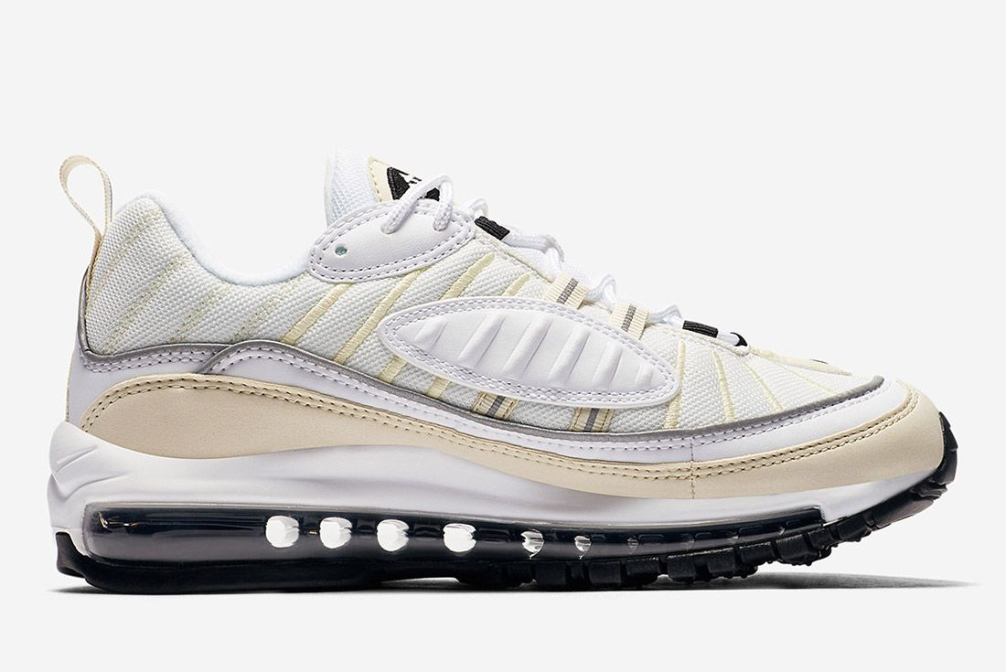 a68a6197df2b8a Nike Air Max 98  Fossil  Joins January Releases - Sneaker Freaker