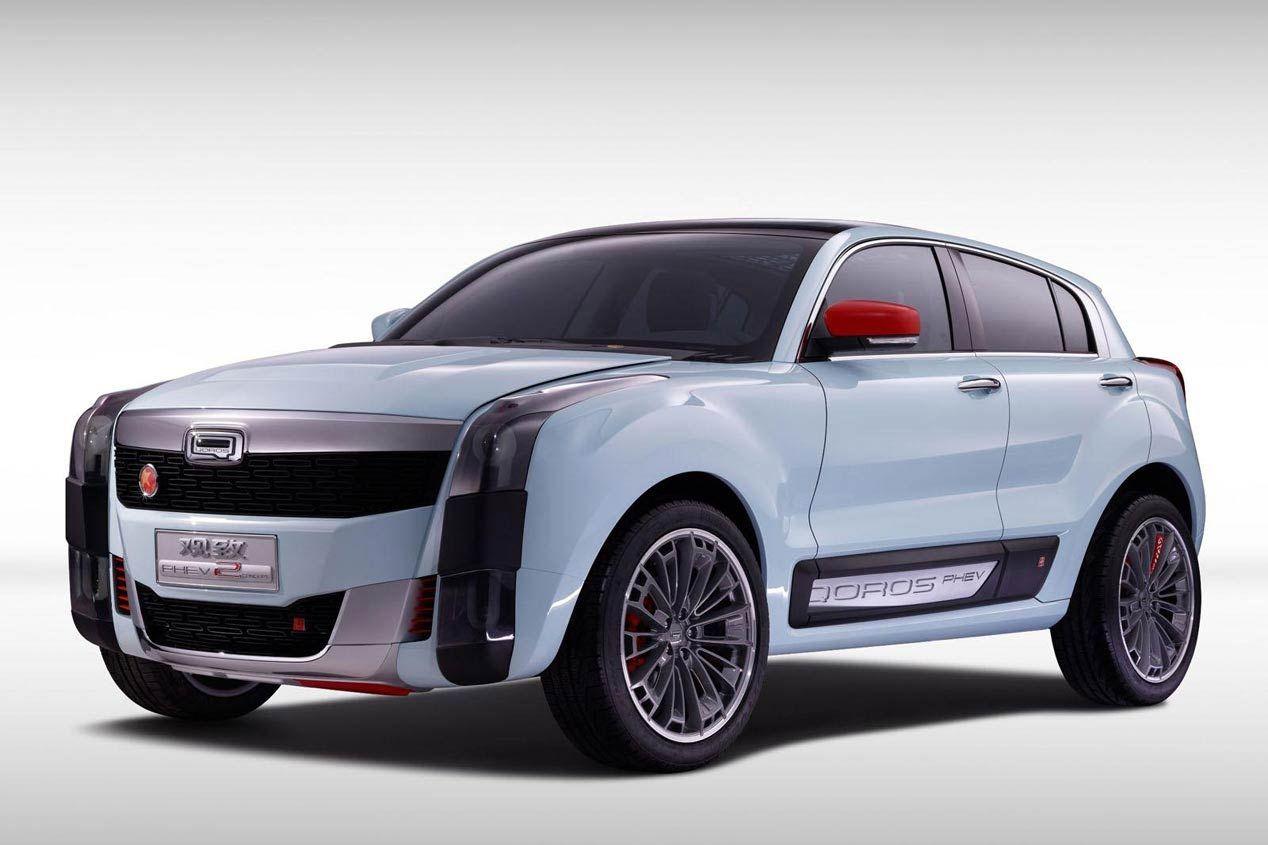 Qoros 2 PHEV Concept.