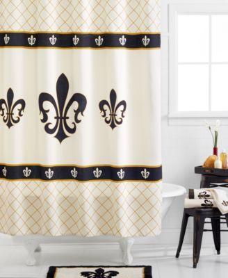 Avanti Fleur De Lis Bath Rug Towels Macy S Web Id Tuscan