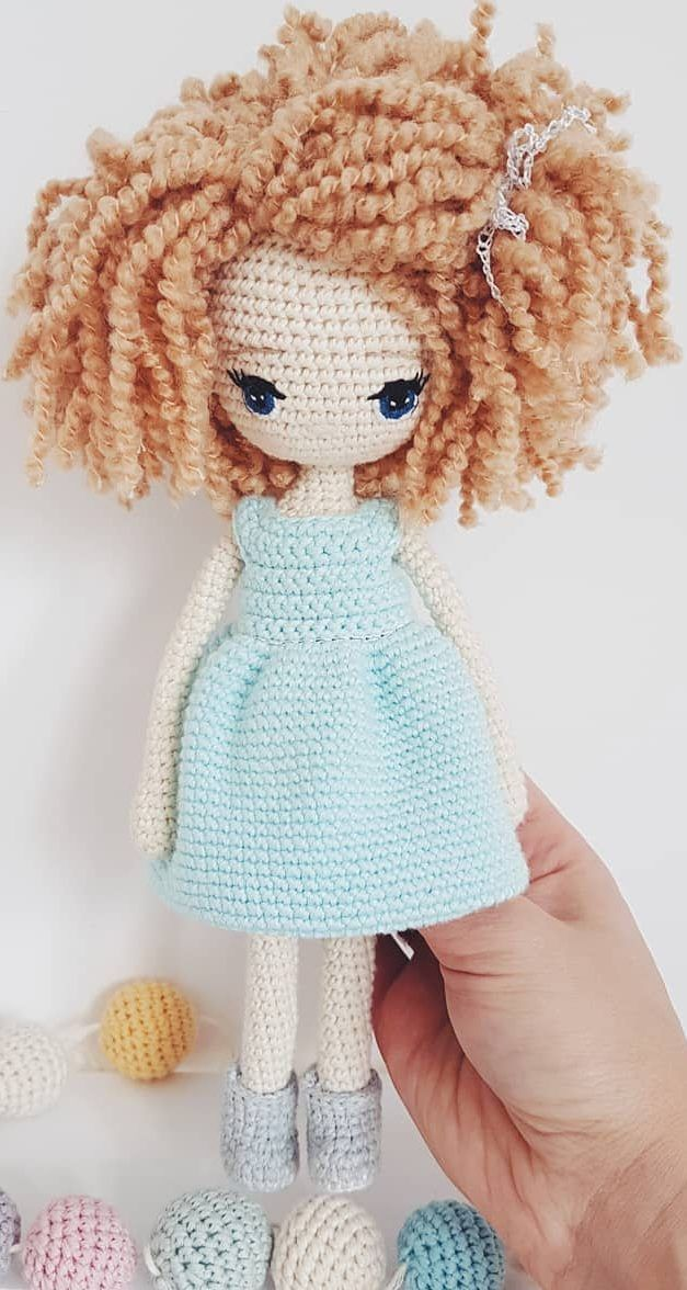 Free Crochet Amigurumi Doll Pattern Tutorials - Crochet Patterns | 1176x627