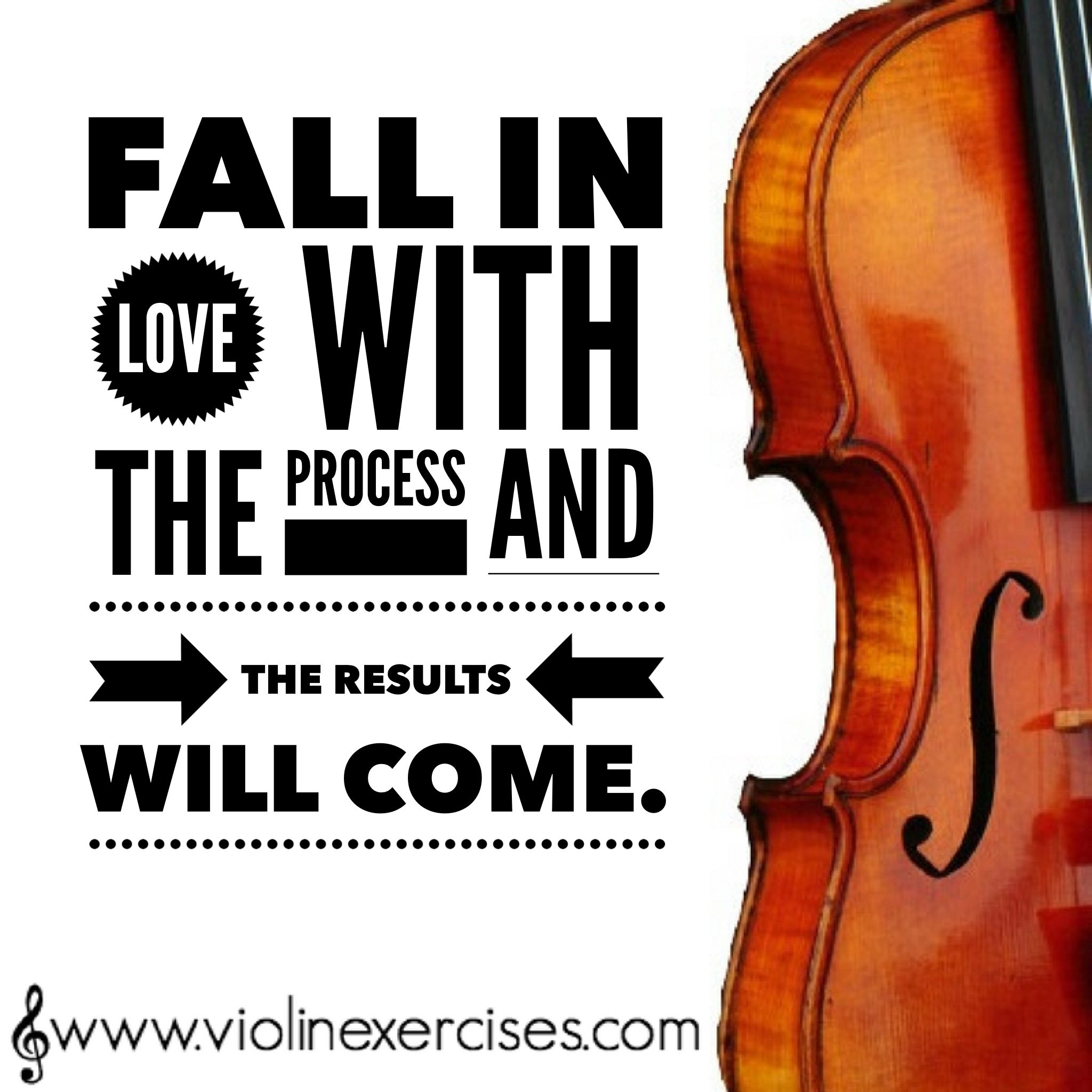 Love yourself and love your journey! | Violin, Violin lessons ...
