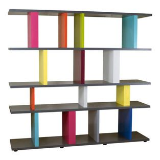 Tu Lis Pied Bookcase By Les Pieds Sur La Table In 2020 Bookcase
