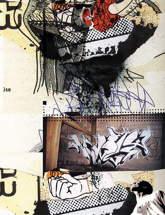 Magazine - DISTURBANITY GRAPHICS - Matthias Gephart