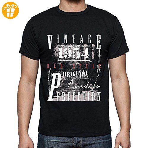 1954, Herren T-shirt, t shirt herren, tshirts männer - Shirts mit spruch (*Partner-Link)