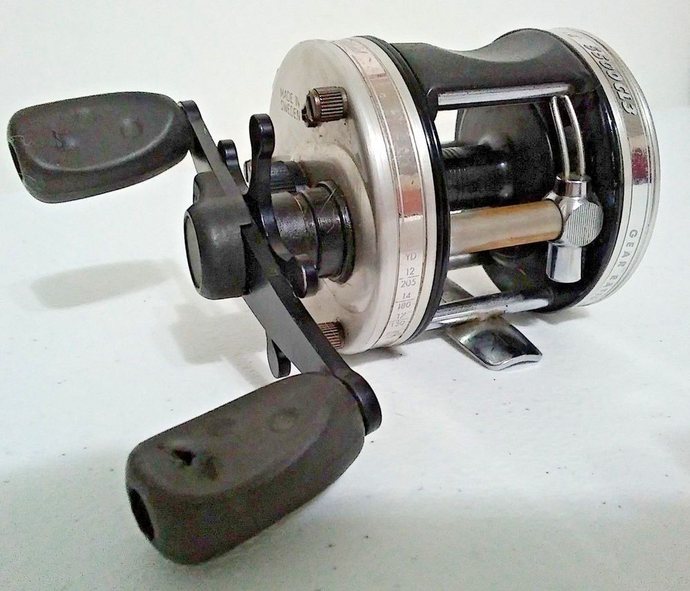 how to cast a vintage baitcasting reel