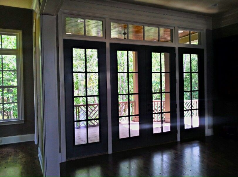 Upper Window design