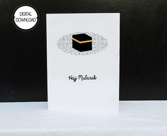 Eidmubarak Eid Popart Kabah Kaaba Hajjmubarak Hajj