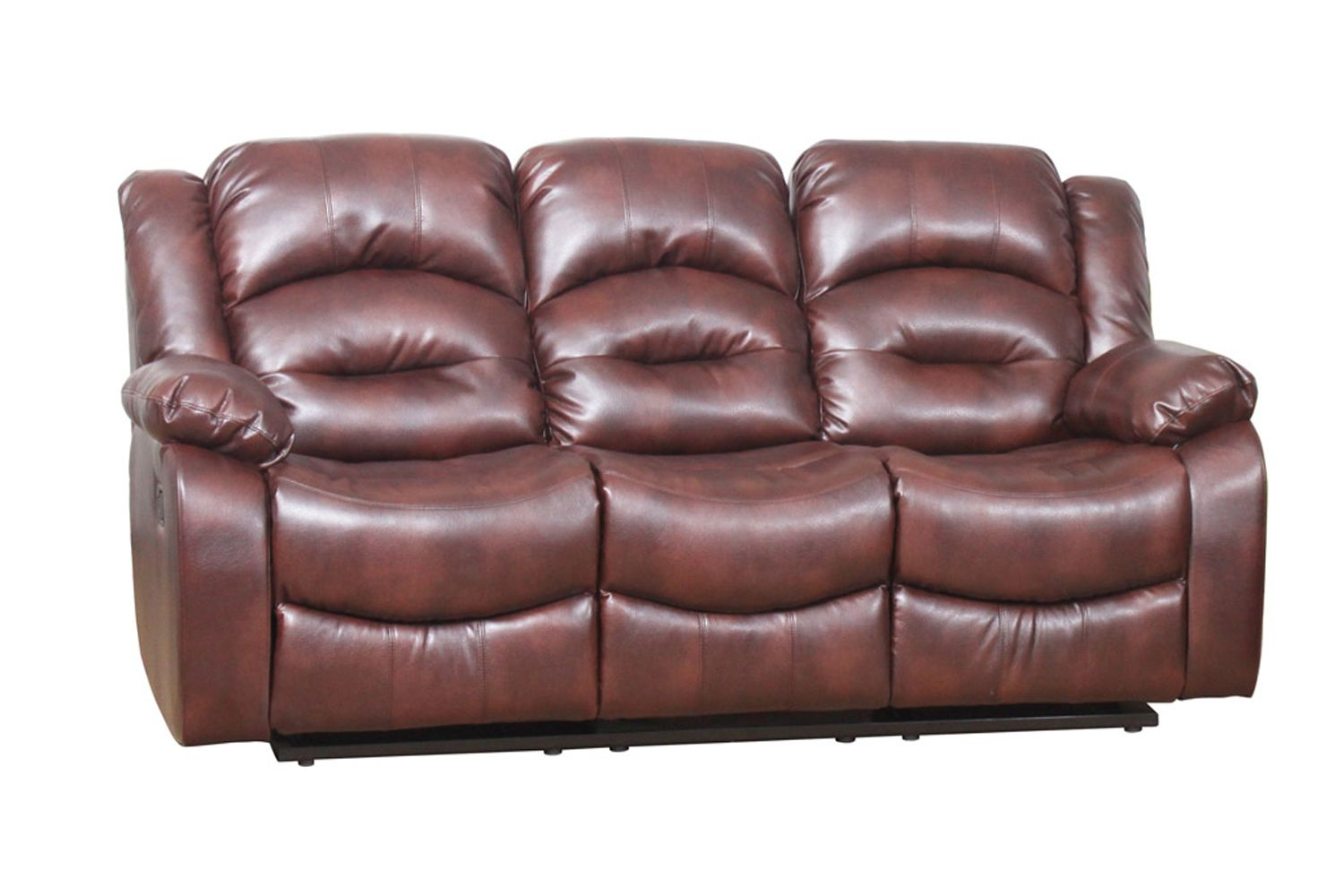 harveys 3 seater recliner sofa beds marbella spain leather baci living room