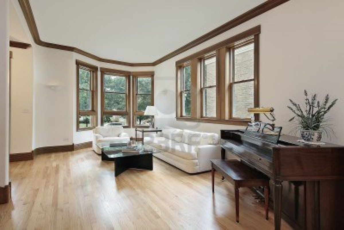 Interior wood windows - Artistic Living Room Home Wood Windows Interior