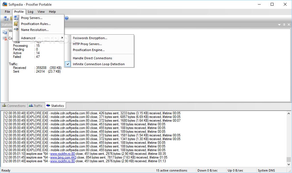 Activation through proxy - Microsoft Community