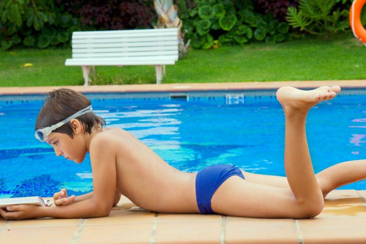 Algo boys nude swimming pool hella perfect